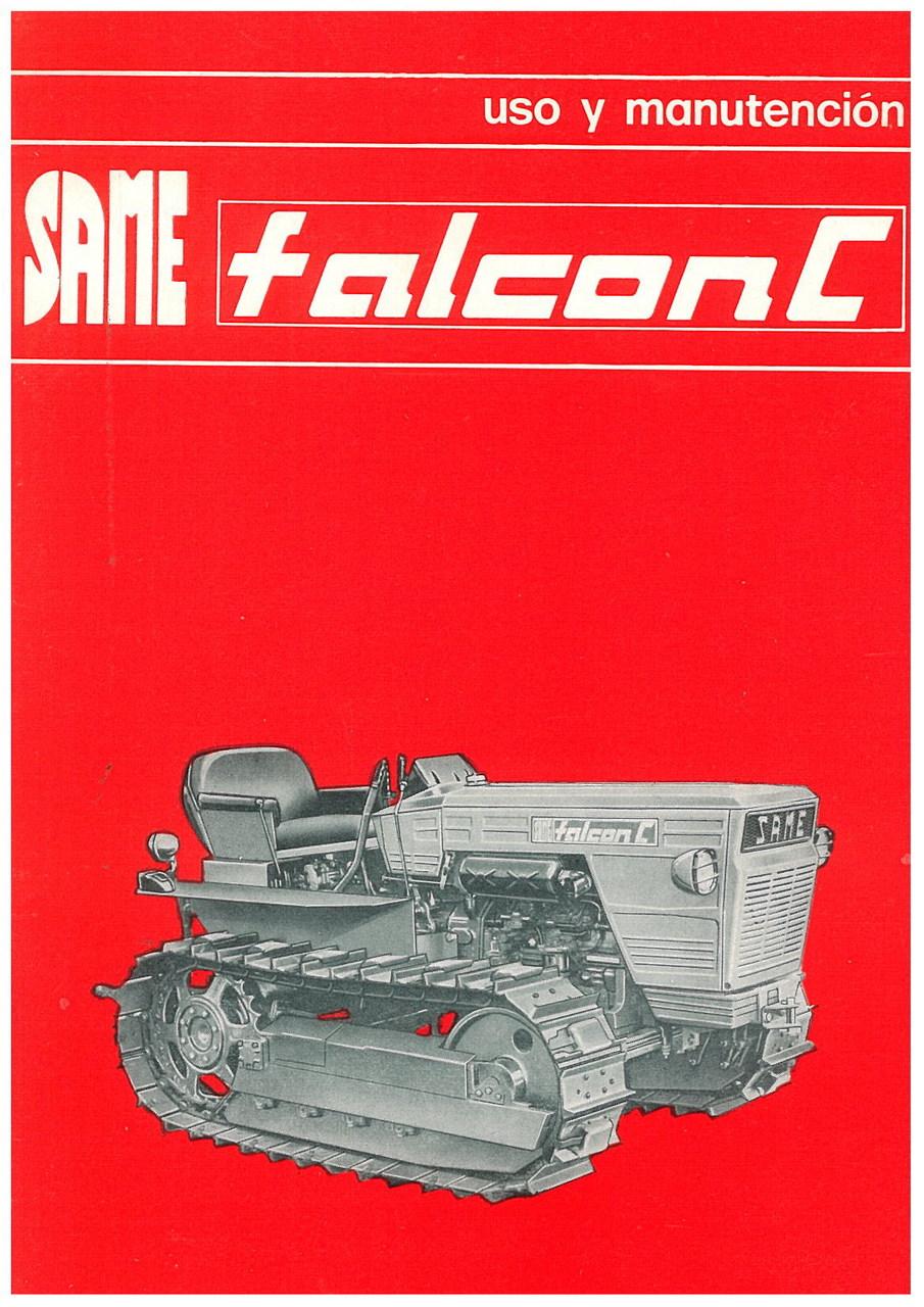 FALCON C - Uso y manutencion
