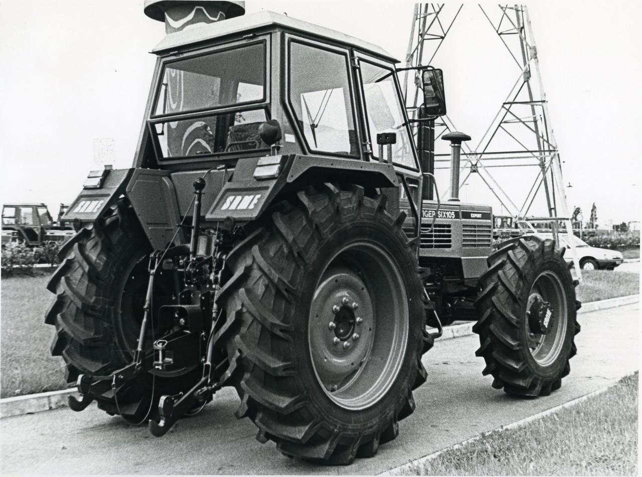 [SAME] trattore Tiger Six 105