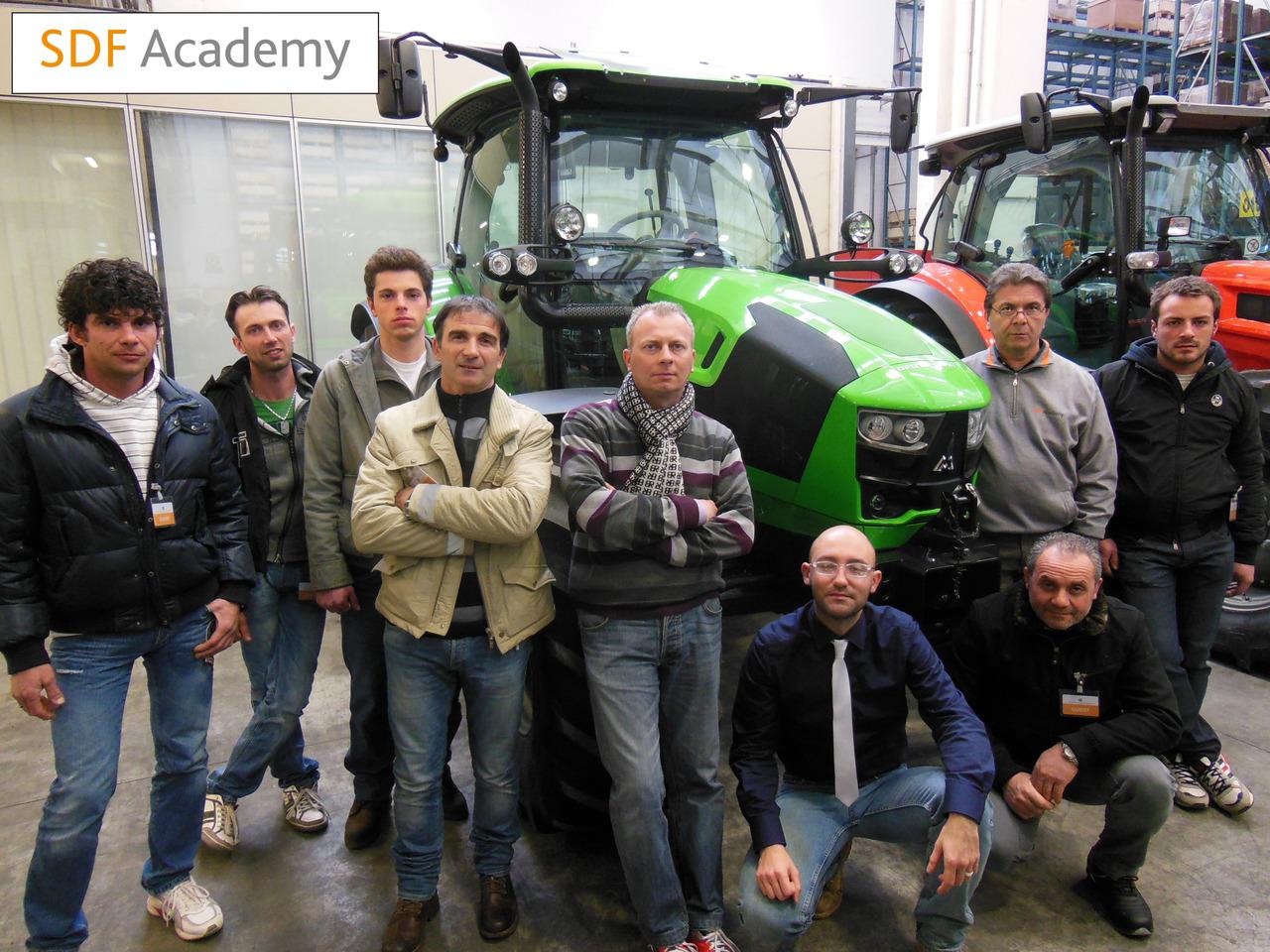 SDF Academy - Corso Deutz-Fahr Agrotron M