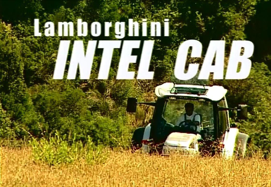 Lamborghini Intel Cab
