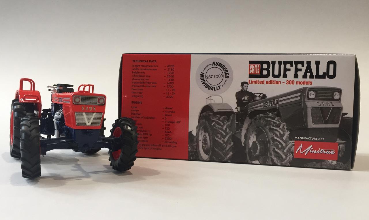 Trattore SAME Buffalo V6