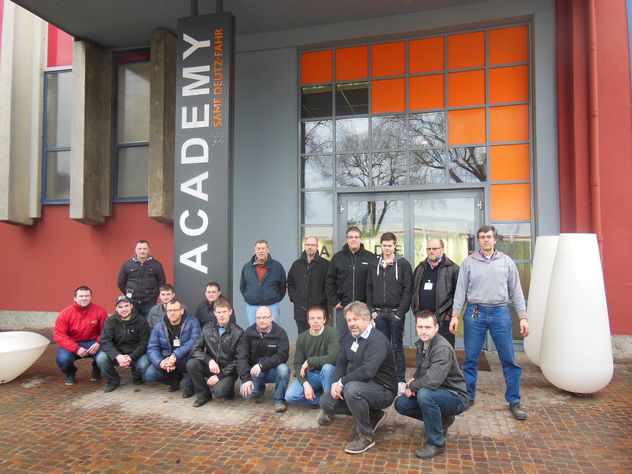 SDF Academy - Corso con tecnici scandinavi