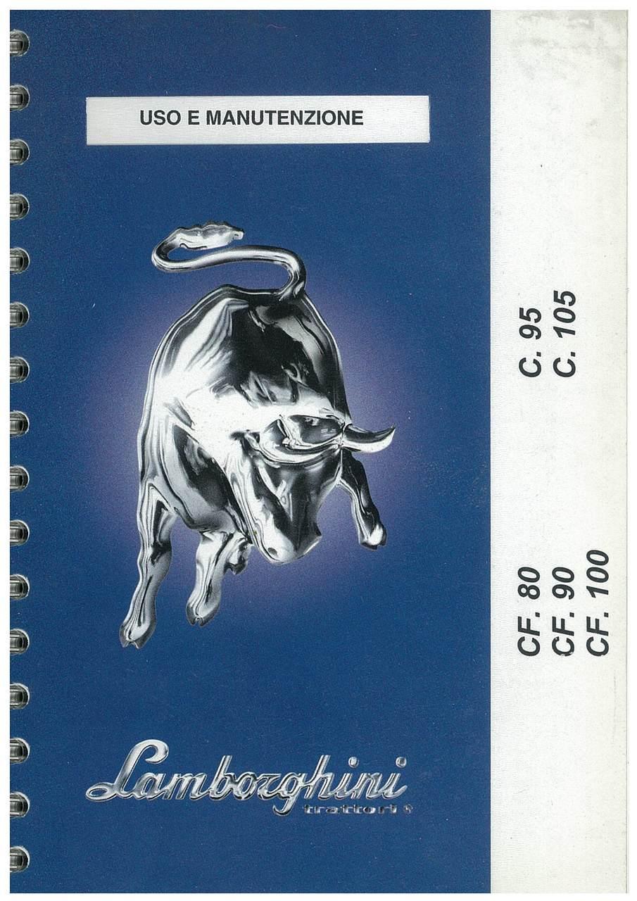 CF 89-90-100 C 95-105 - Libretto Uso & Manutenzione