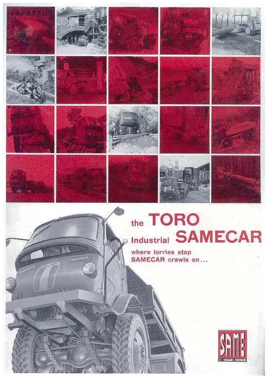 SAMECAR INDUSTRIALE TORO
