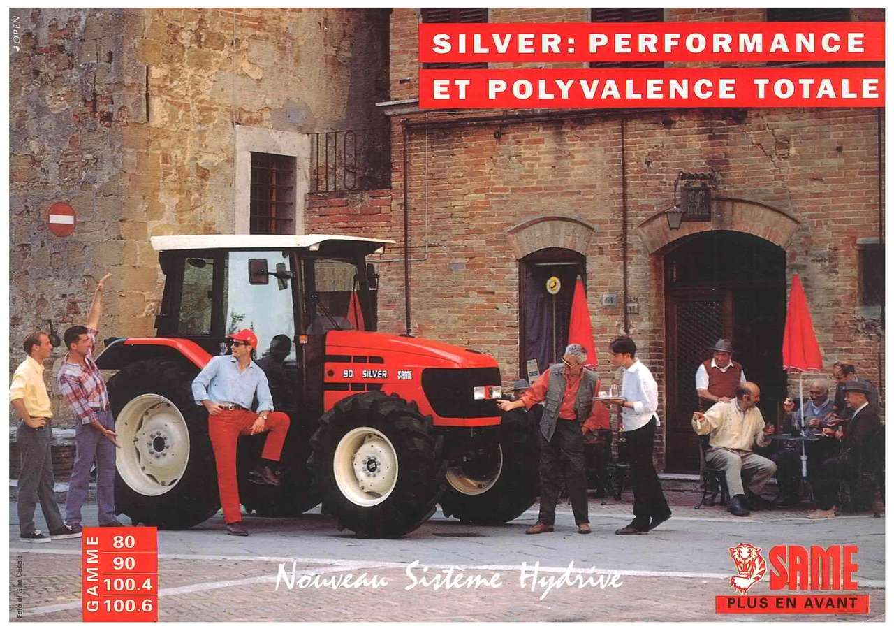 SILVER: Performance et Polyvalence Totale