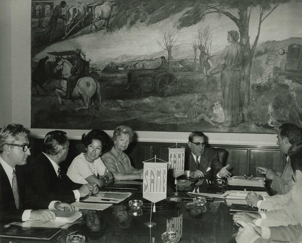 Riunione del consiglio di amministrazione