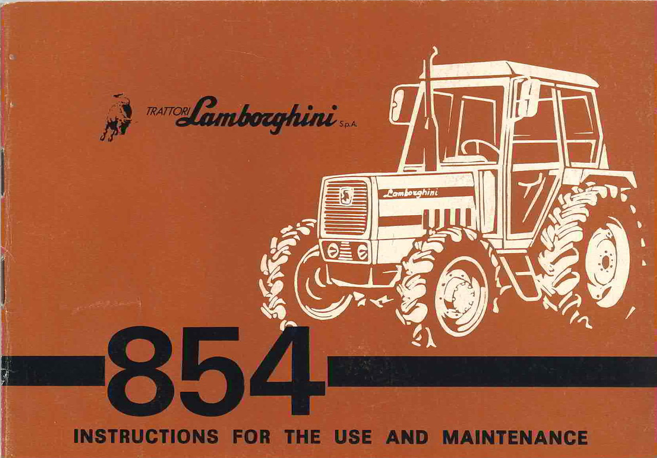 854 - Operating and Maintenance