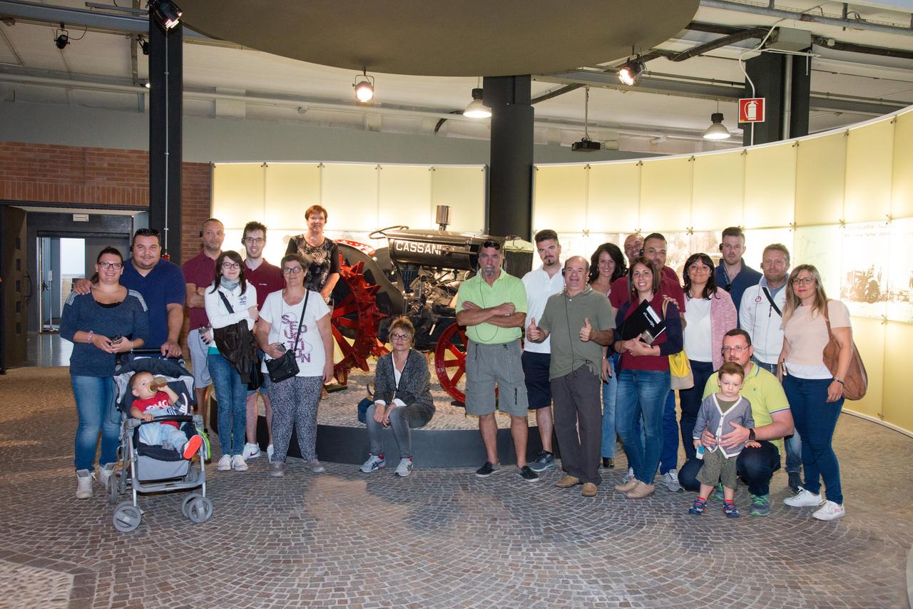 Evento con l'Associazione Cinemalfa presso il Museo SAME di Treviglio