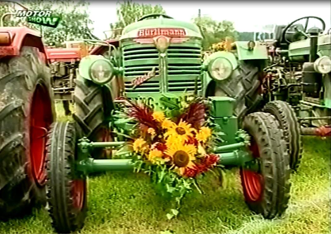 Fiera celebrativa per i 75 anni del marchio Hürlimann - TCS, Motor Show