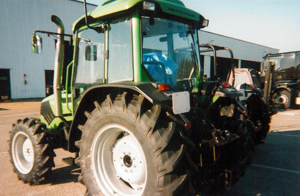 [Deutz-Fahr] trattore Agroplus
