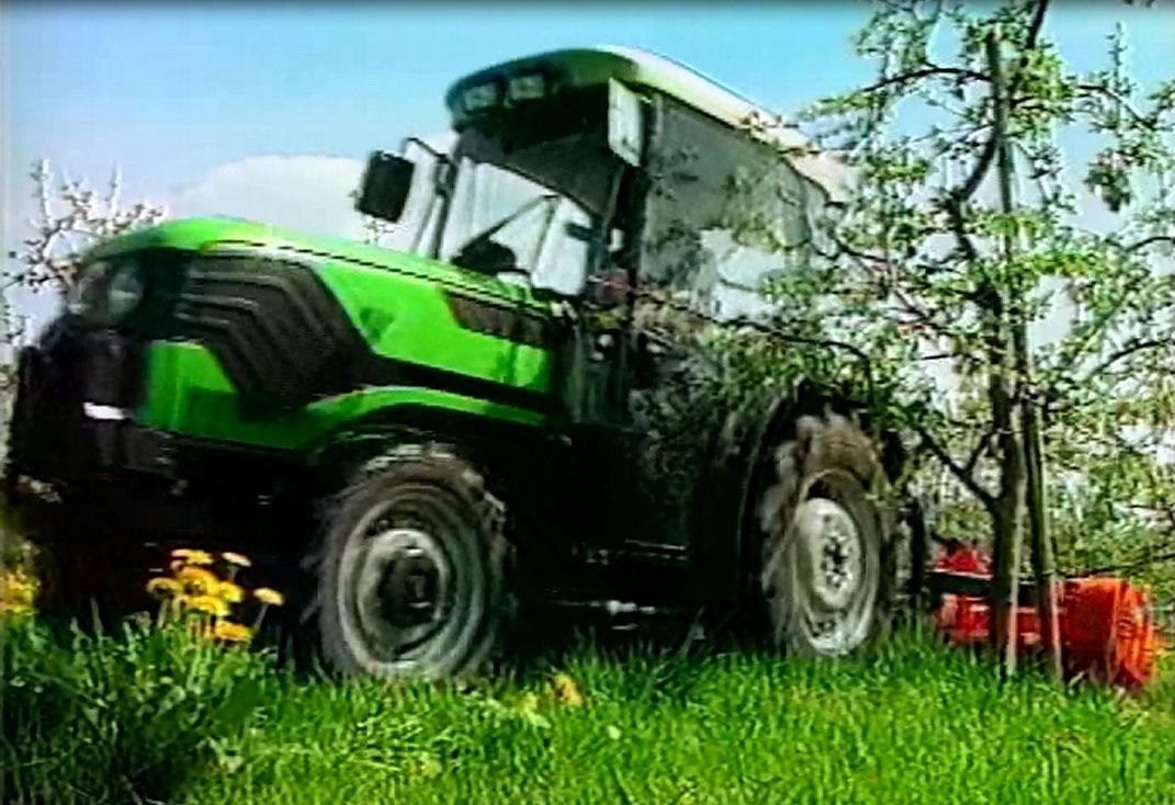 Agrocompact Deutz-Fahr