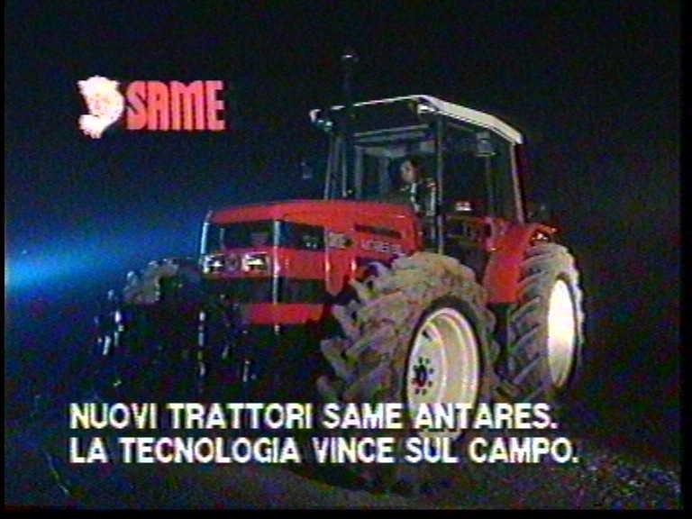 SAME Antares