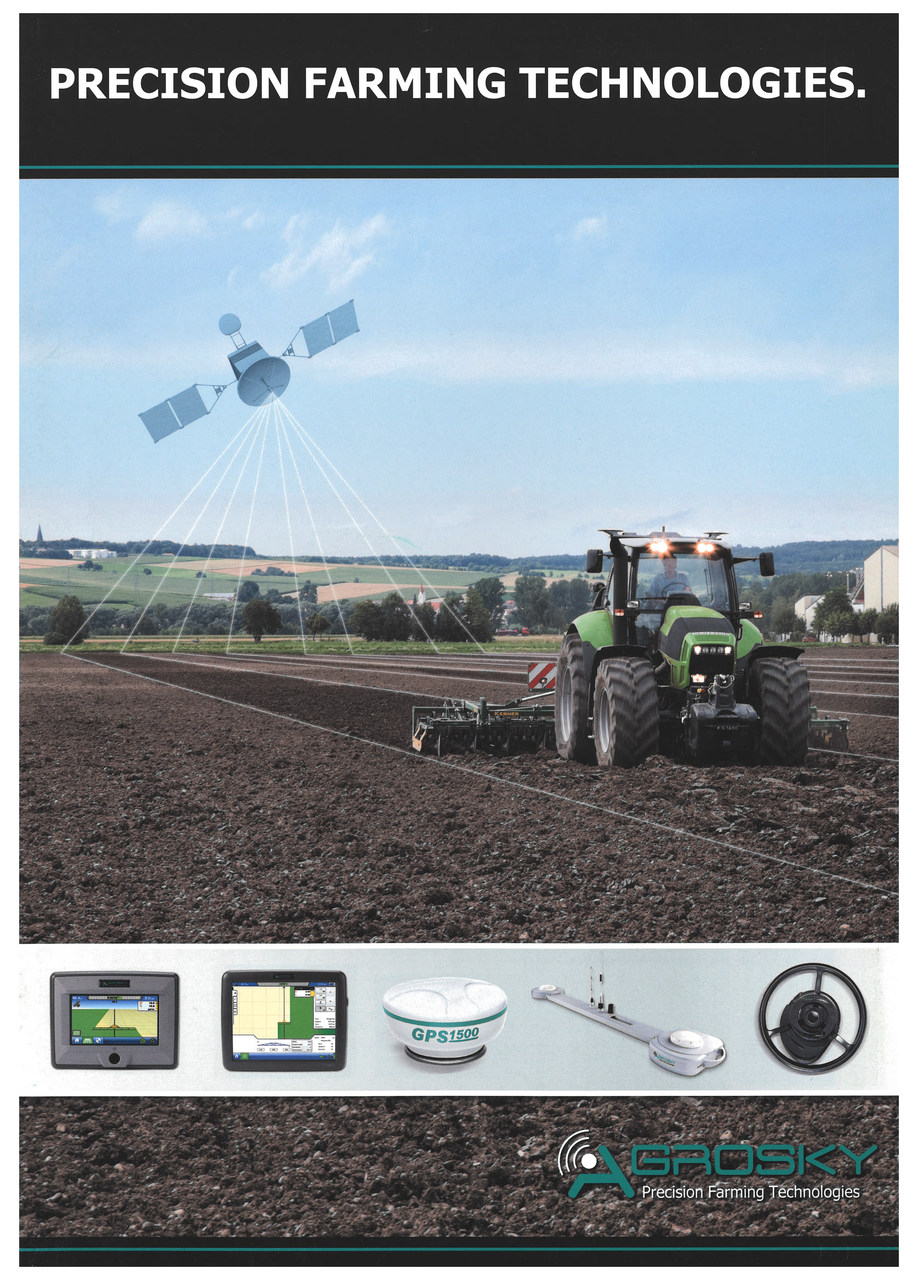 PRECISION FARMING TECHNOLOGIES.