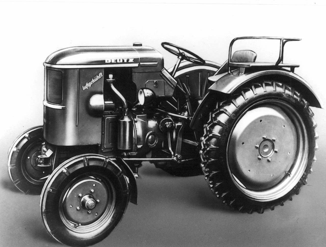 [Deutz] trattore F1L 514