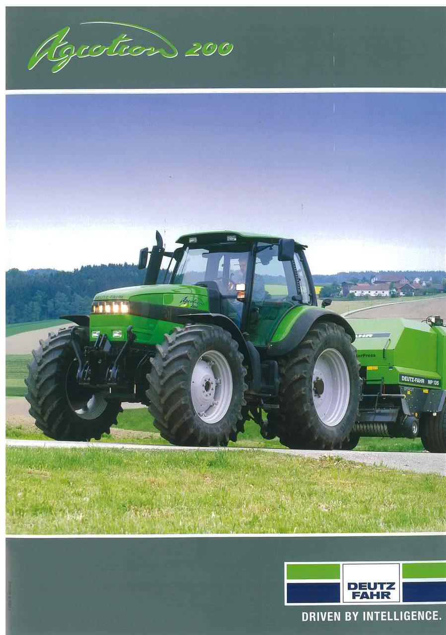 AGROTRON 200
