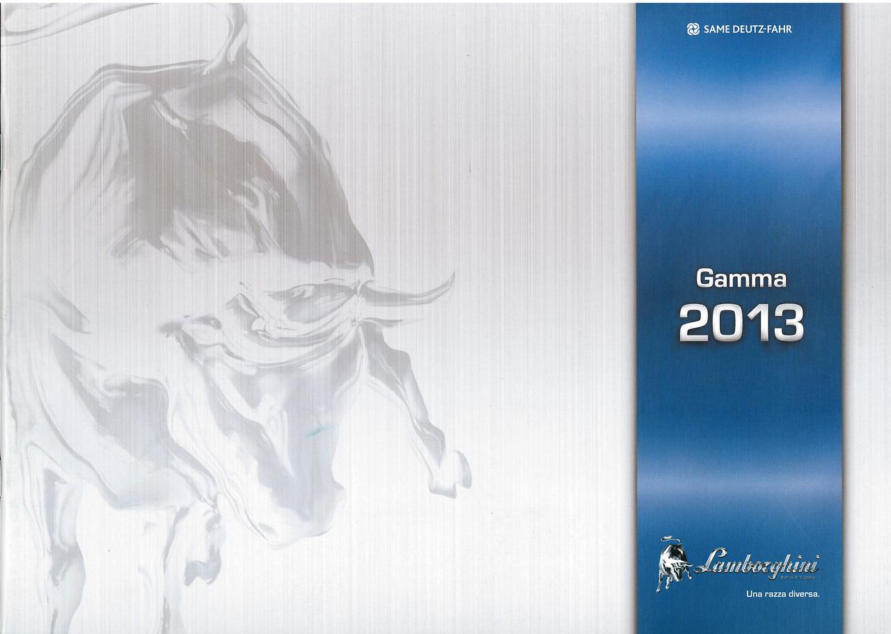 GAMMA 2013 - Lamborghini una razza diversa