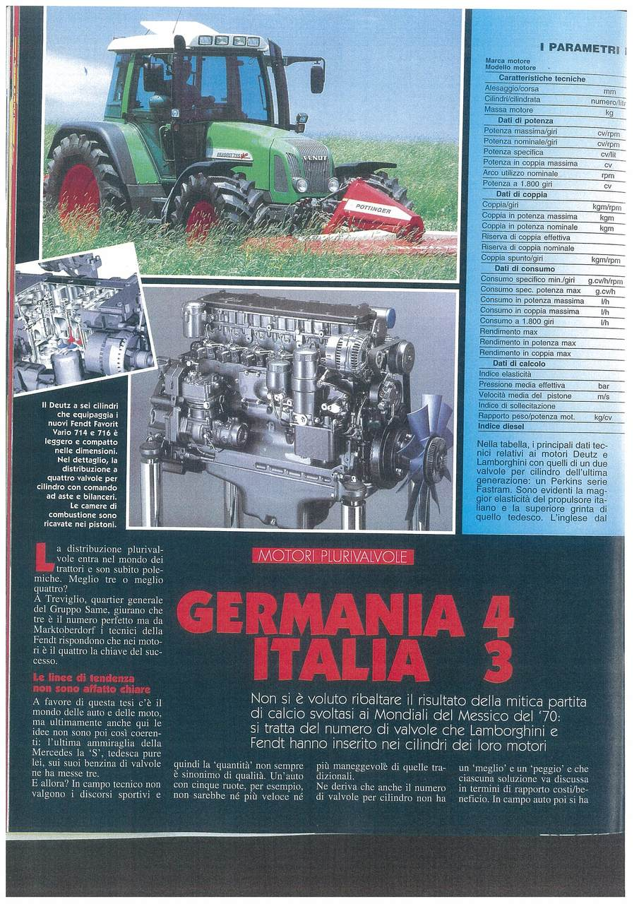 Germania 4 Italia 3