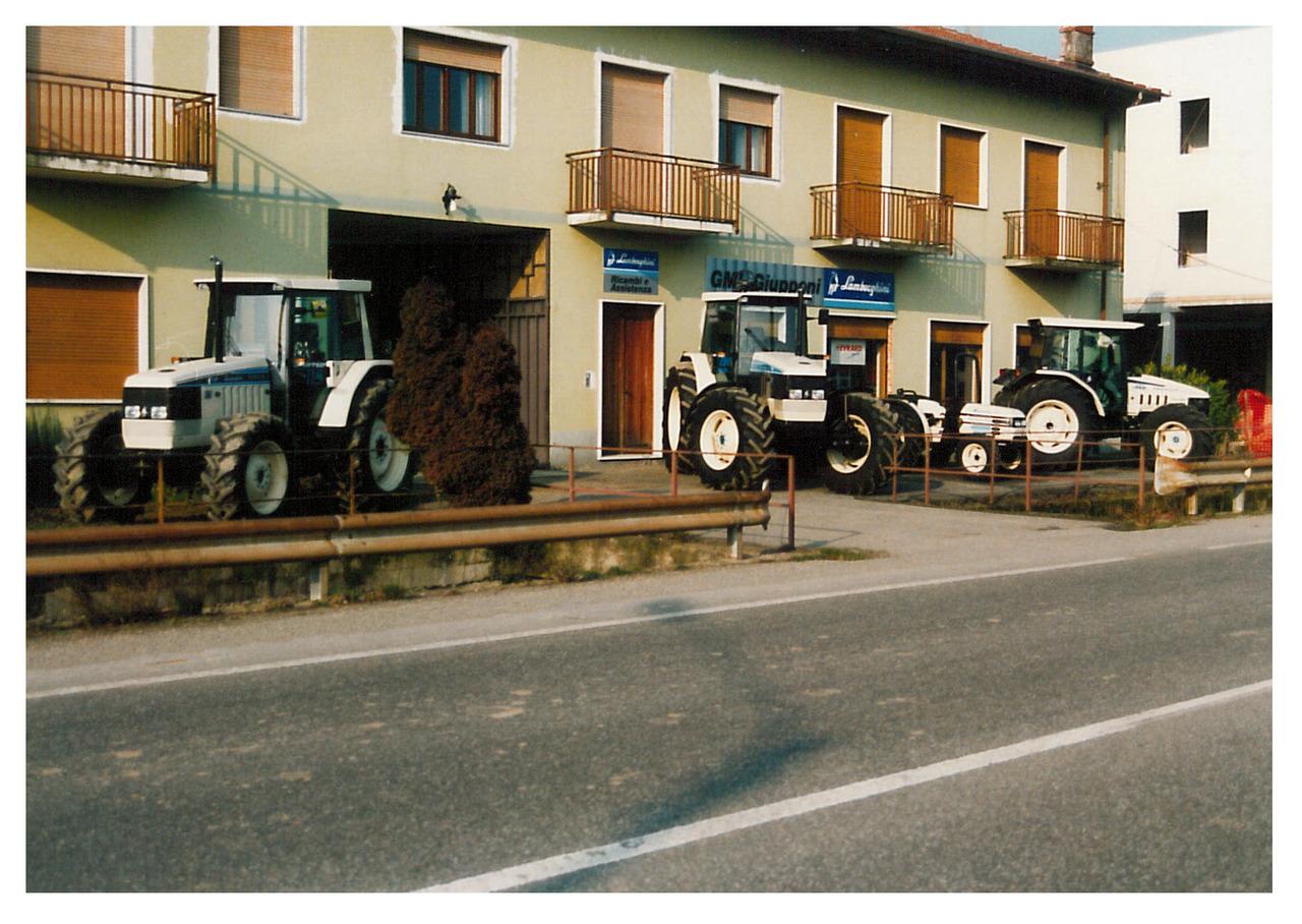 """Concessionario Lamborghini """"GML Giupponi"""""""