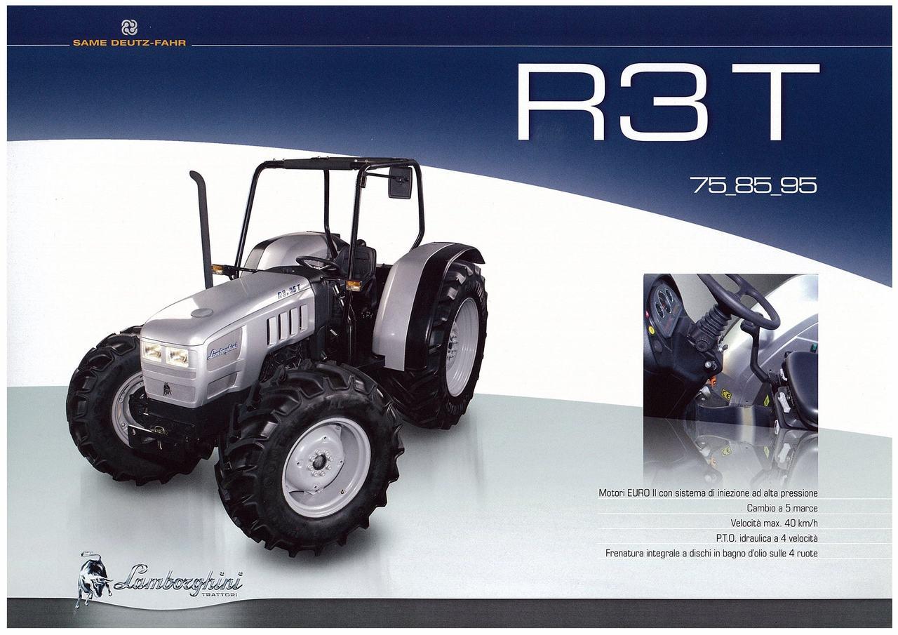 R3 T 75 - 85 - 95