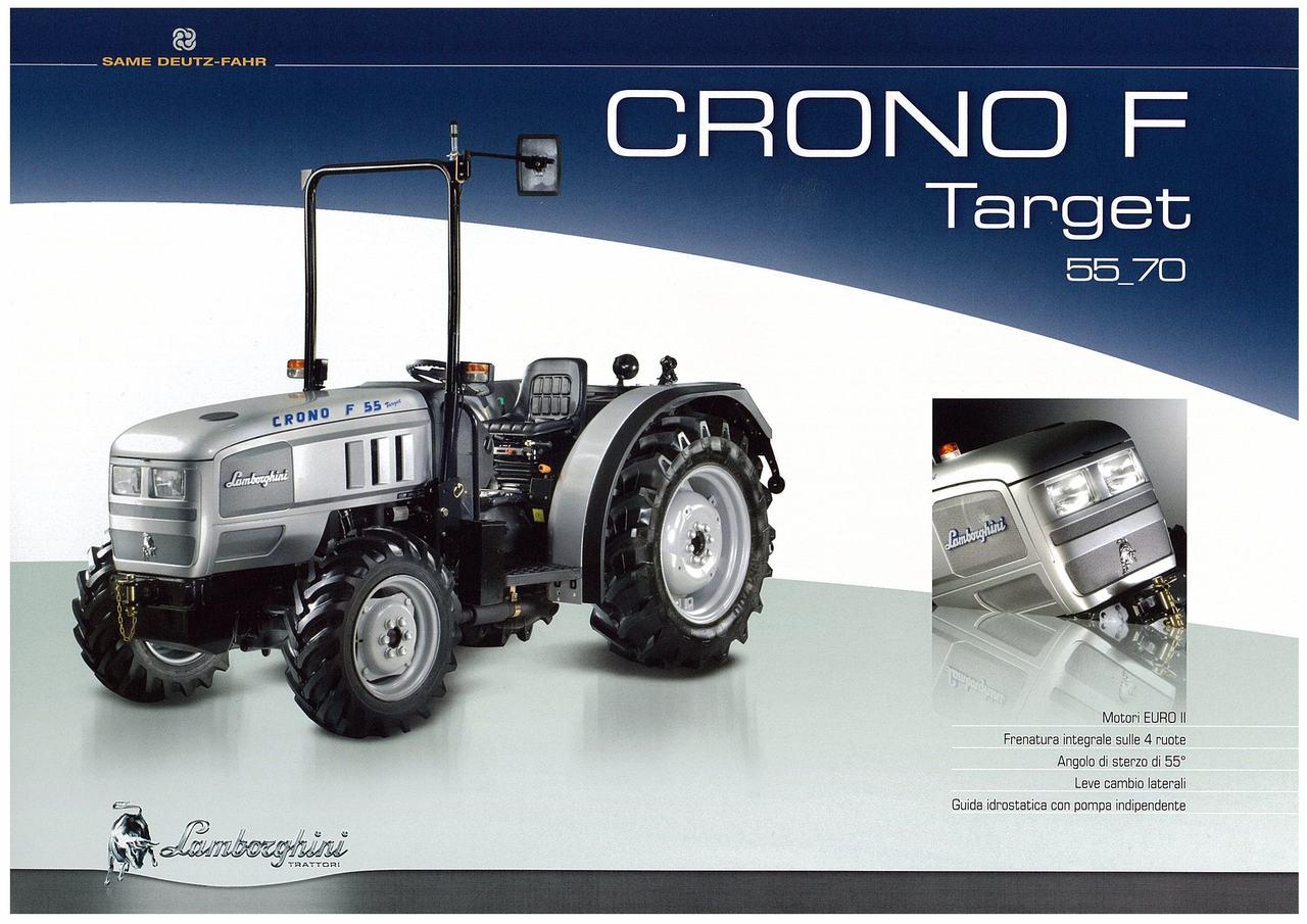 CRONO F TARGET 55 - 70