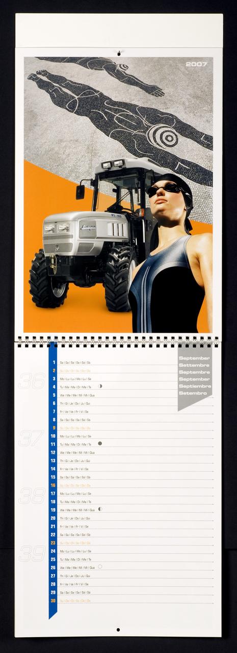 Calendario 2007
