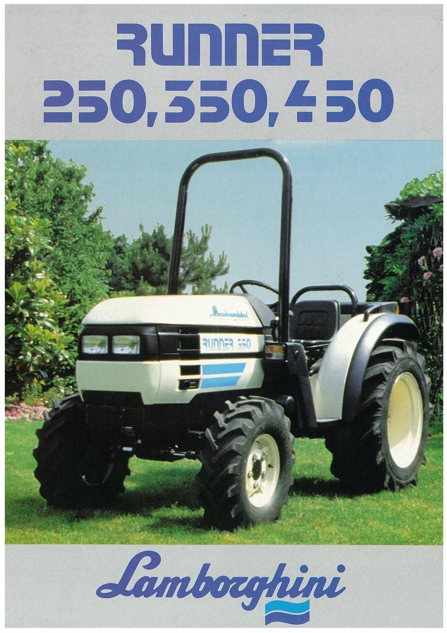 RUNNER 250-350-450