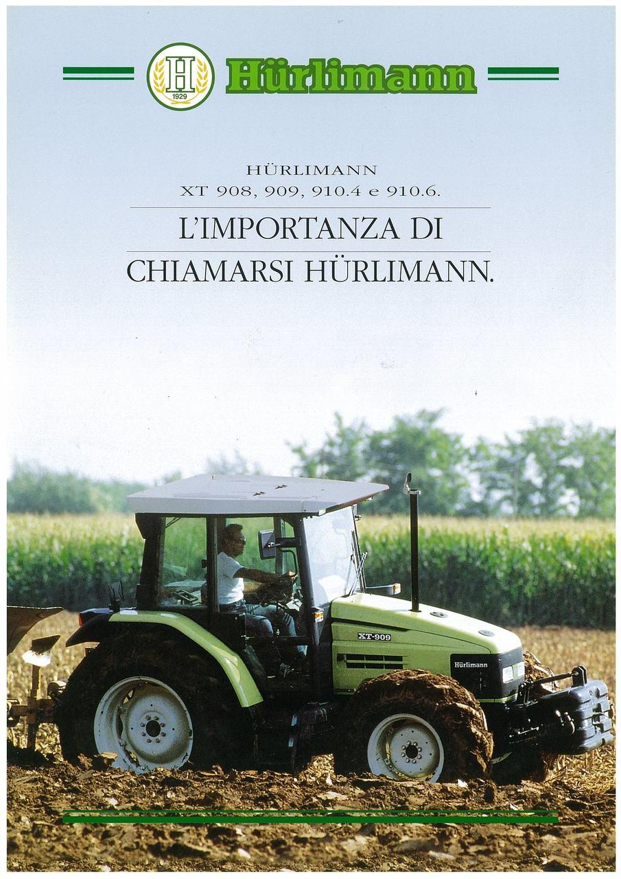 XT 908-909-910.4-910.6 - L'importanza di chiamarsi Huerlimann