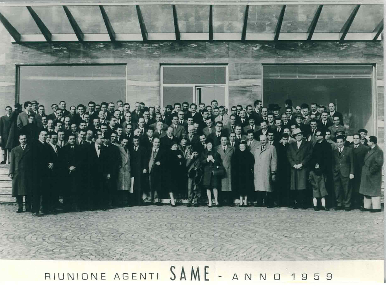 Riunione Agenti SAME