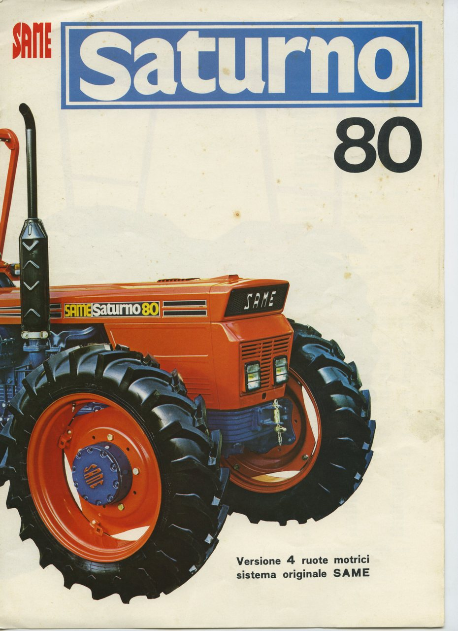 SATURNO 80