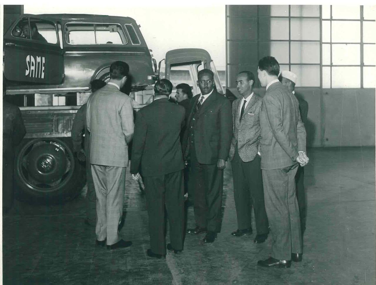 Visita del Ministro delle finanze somalo