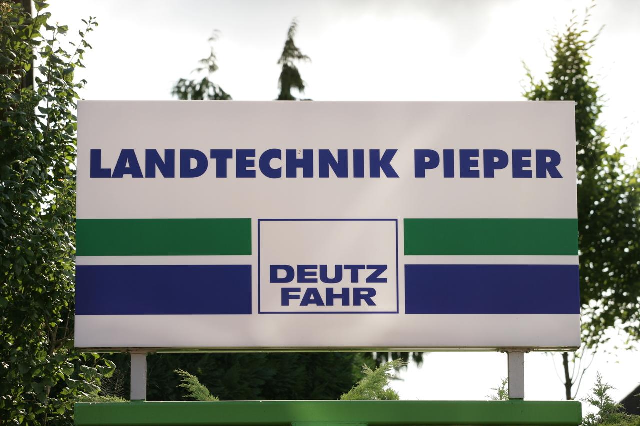 Concessionario Deutz-Fahr a Rees Millingen