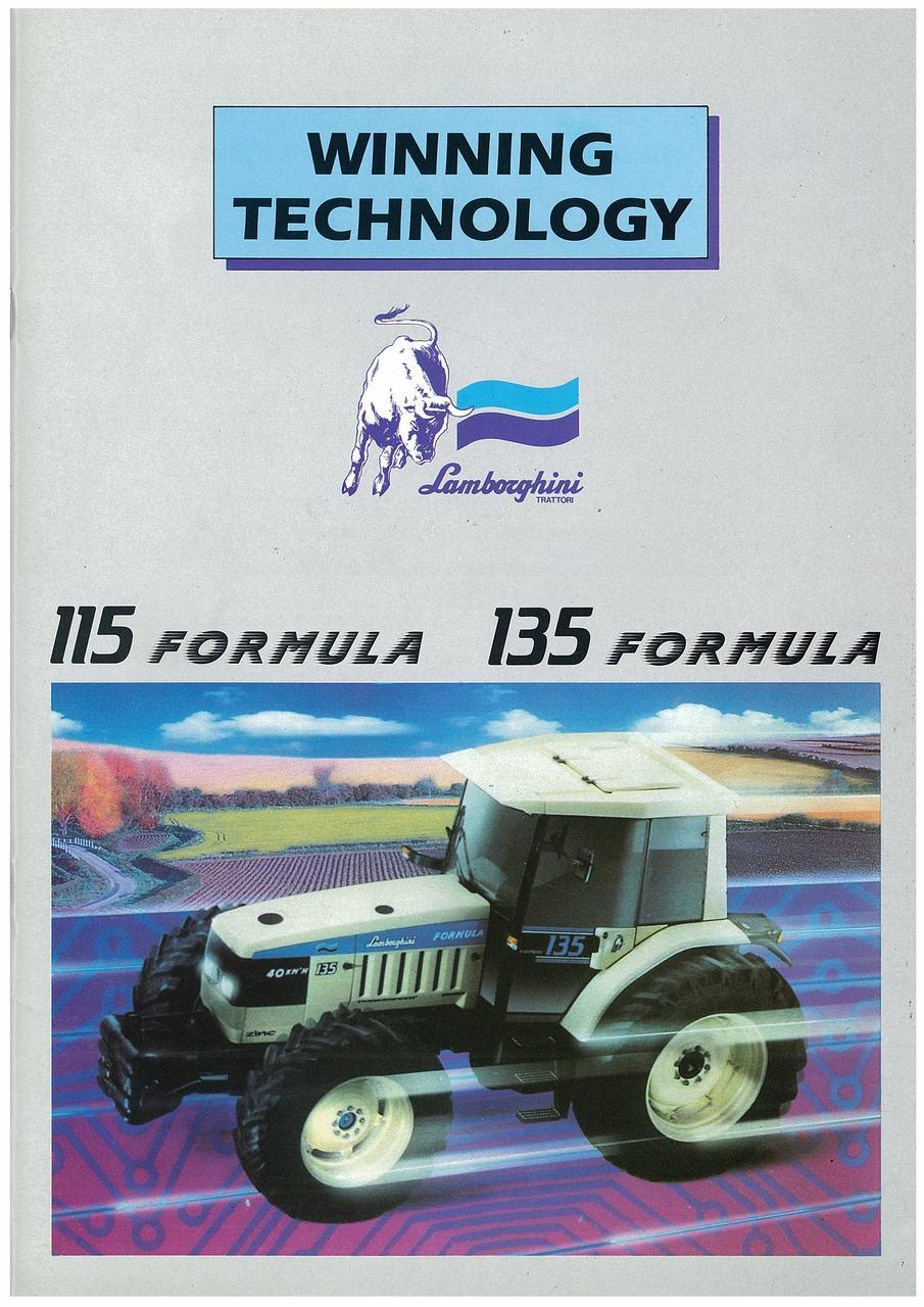 FORMULA 115 - 135 - Winning Technology