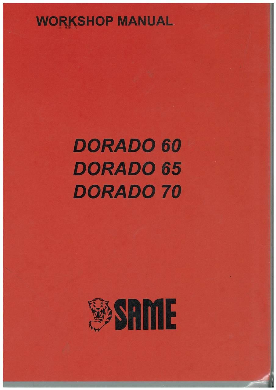 DORADO 60 - 65 - 70 - Workshop Manual