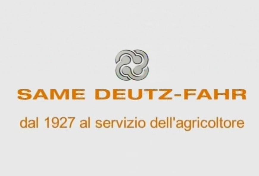SAME DEUTZ-FAHR dal 1927 al servizio dell'agricoltore