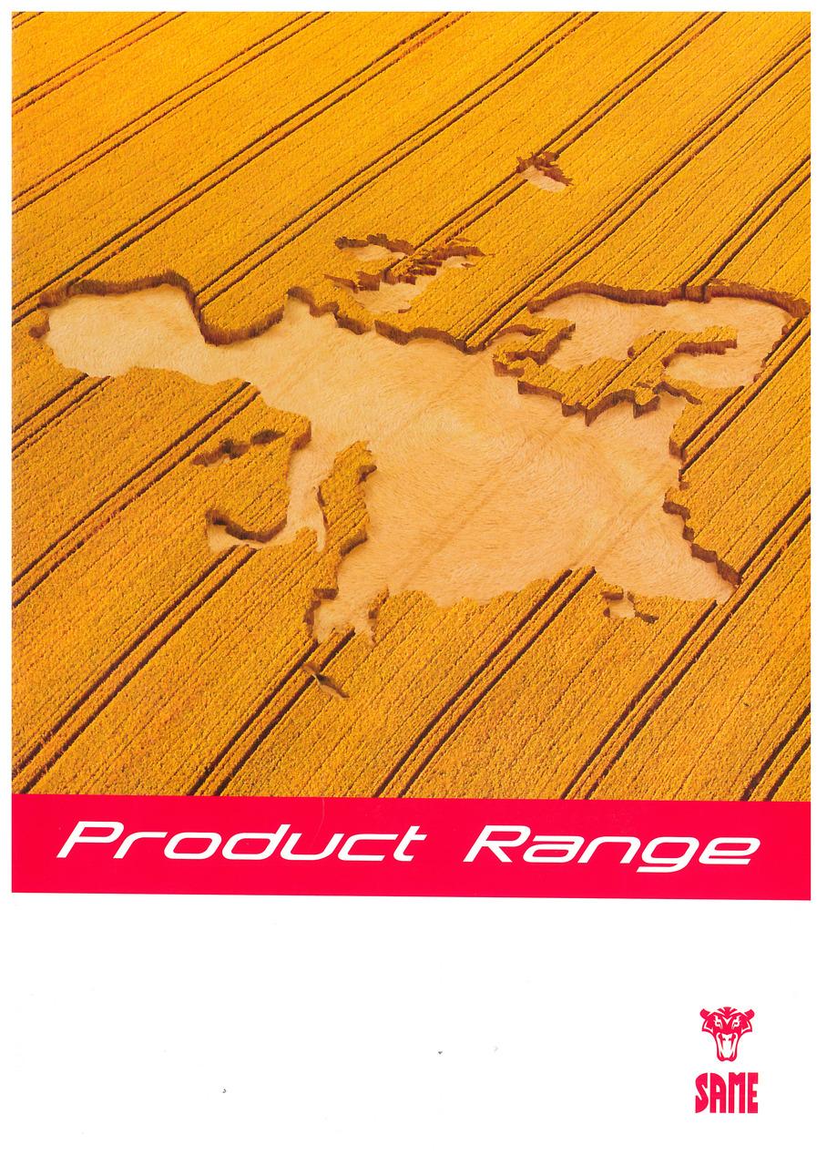 [2016] Product Range
