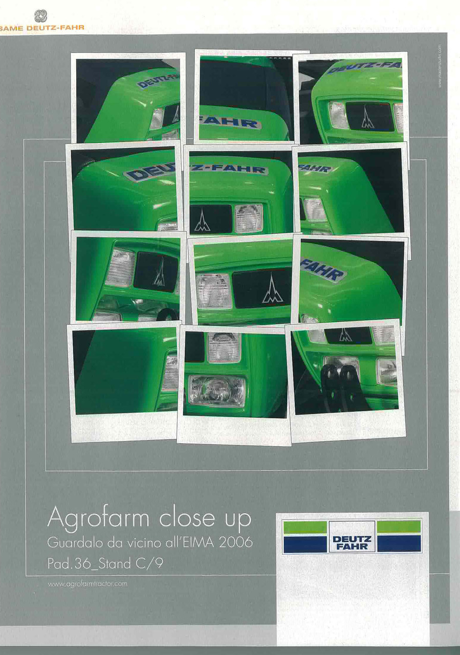 Agrofarm colse up