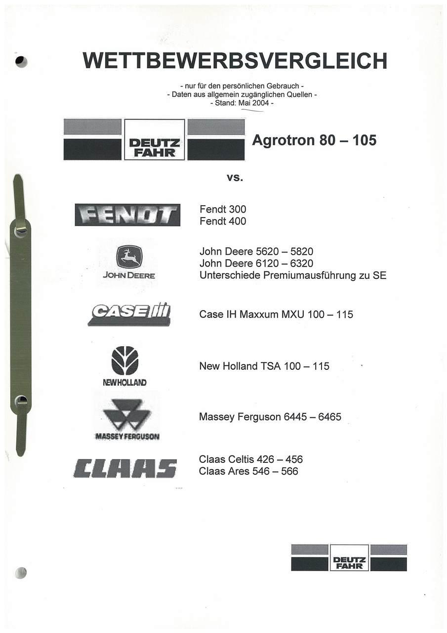 Agrotron 80-105 vs ...