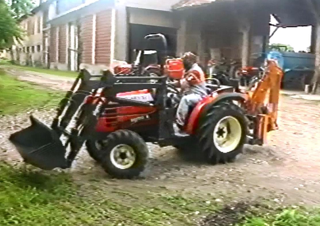 Avanzata Gruppo SAME trattori sul mercato italiano ed europeo - TGR, Rai 3