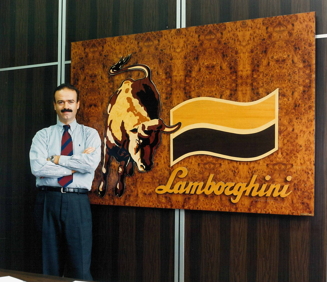 Sig. Riccardo Arrigoni - Responsabile vendite Lamborghini Italia per il Gruppo SAME Deutz-Fahr