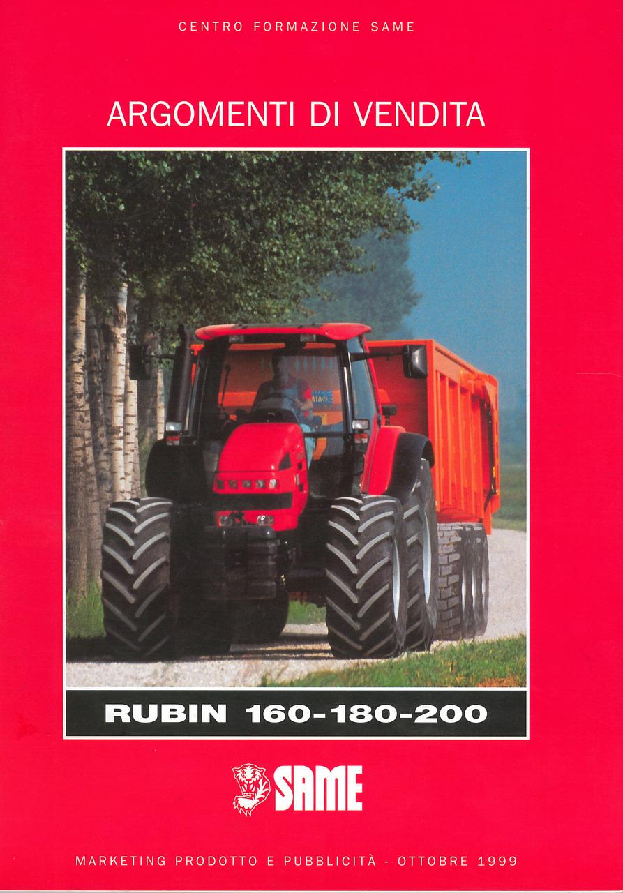 RUBIN 160-180-200
