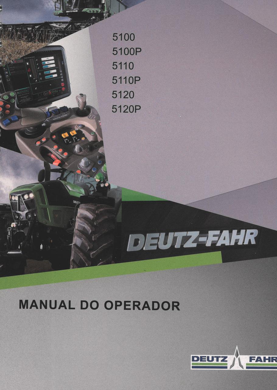 5100 - 5100 P - 5110 - 5110 P - 5120 - 5120 P - Manual do operador