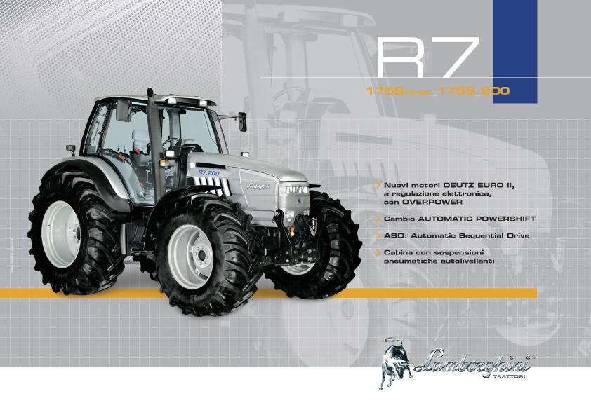R7 175S TARGET - 175S - 200