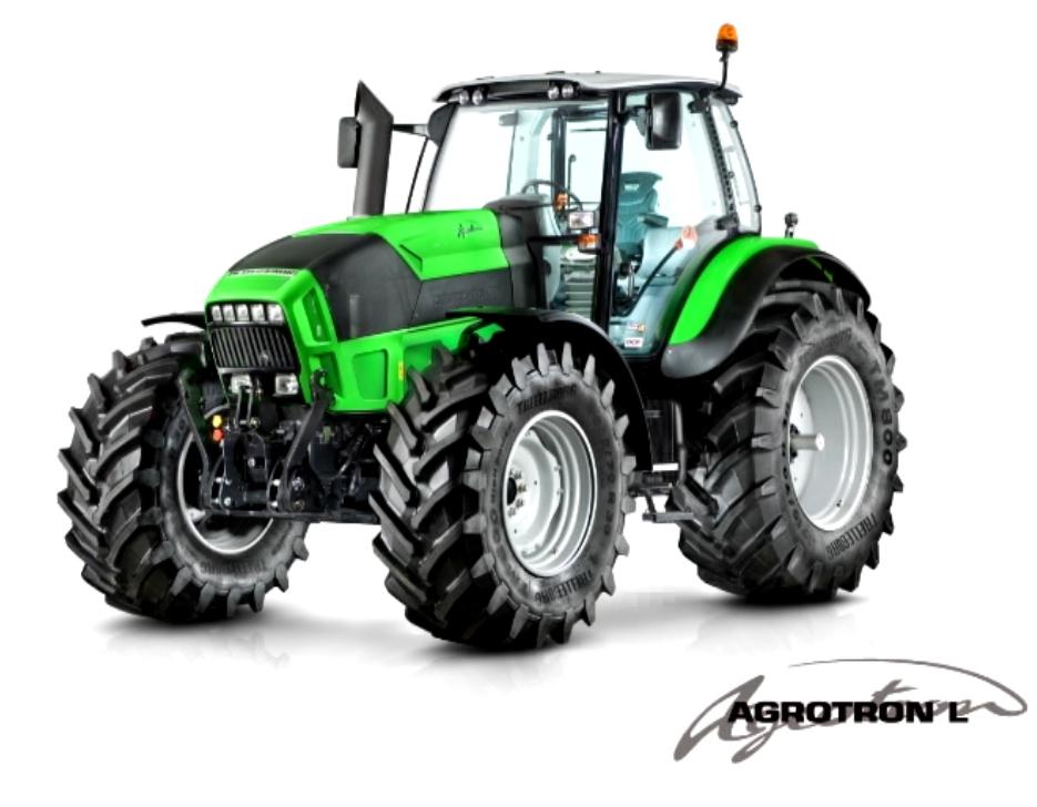 Deutz-Fahr Agrotron L 720 - Demostraciones en ingenios