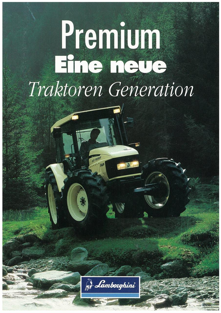 PREMIUM - EINE NEUE Traktoren Generation