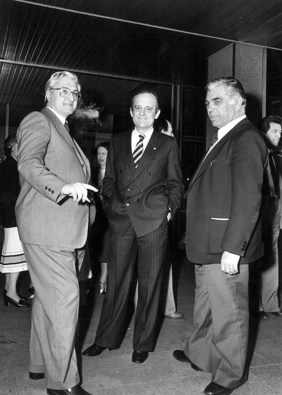 Ing. Remo Micheletti e Avv. Rinaldo Zanzottera