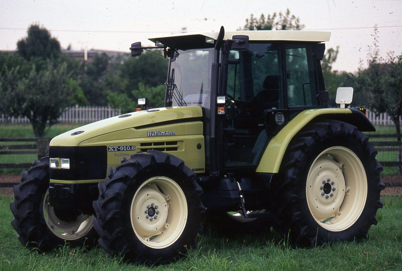 [Hürlimann] trattore XT 910.6 FullDrive