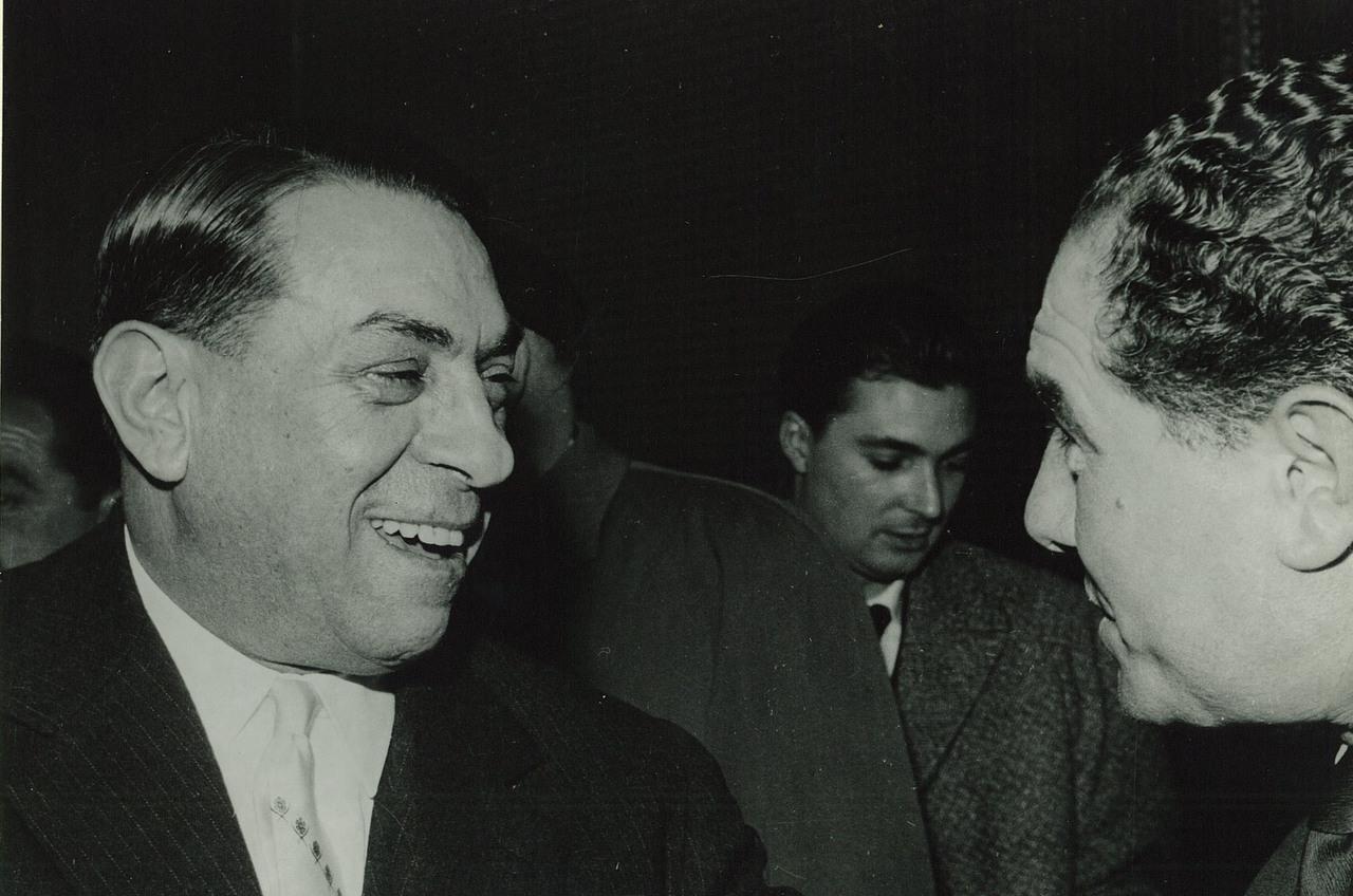 Ing. F. Cassani con il concessionario di Asti Sig. Amato