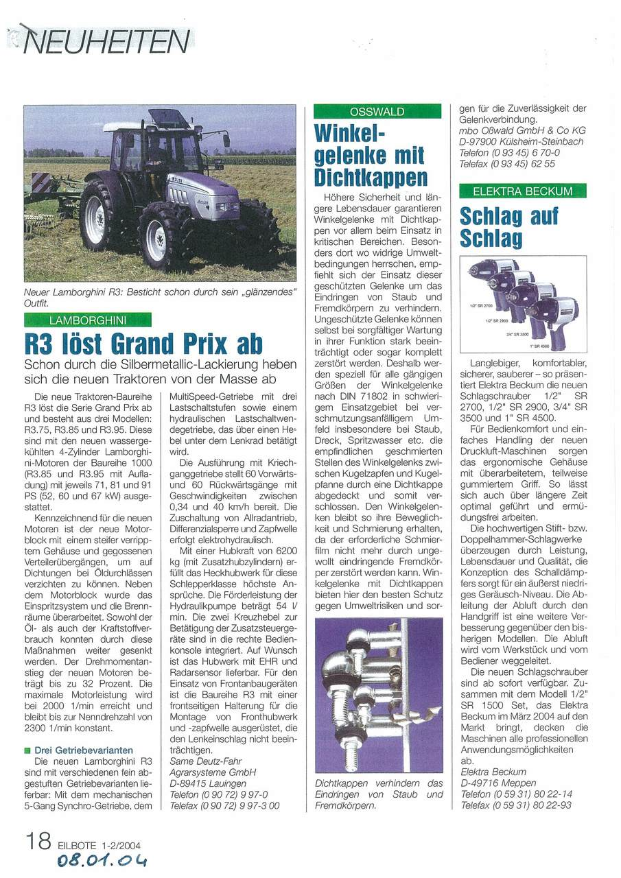 R3 löst Grand Prix ab
