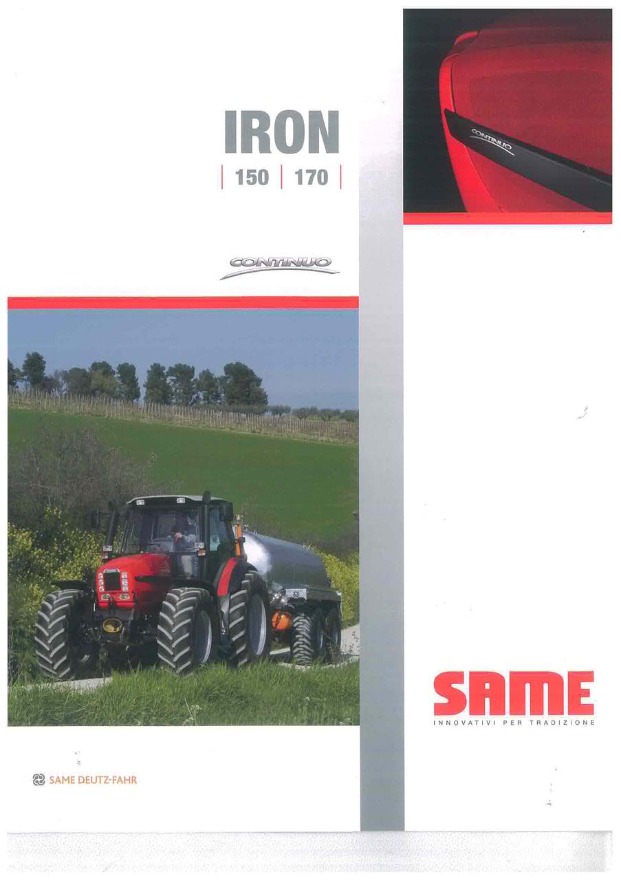 IRON 150 - 170
