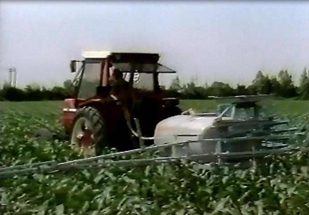 6: La preparazione del letto di semina - I trattamenti e i lavori interfilari - La fienagione: manuale del venditore